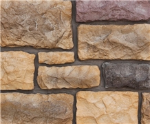 Artificial Cultural Stone Wpa-06 Brick Stacked