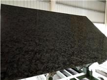 Black Metal Granite, Matrix Leather Surface