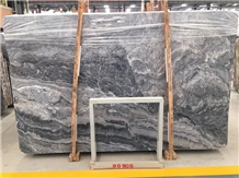 China Beautiful Blue Totem Marble Slabs&Tiles