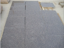 China Brown Granite Slabs & Tiles for Wall