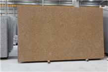 Haiti Diamond Gold Granite for Wall Application