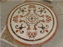 Latest Natural Best Price Marble Waterjet Pattern