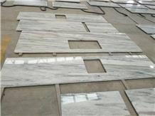 New River White Granite Residental Countertop