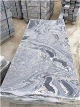 Surface Polished Juparana Grey Granite Hot Selling