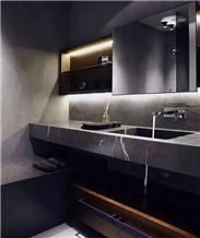 Grafitti Marble Bathroom Vanity Tops