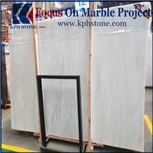 White Cary Ice Onyx Marble Slab
