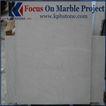 White Marble Tiles Acid Washing Surface