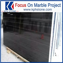 Wooden Black Marble for Luxury Building