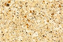 Artificial Quartz Stone Slab for Kitchen