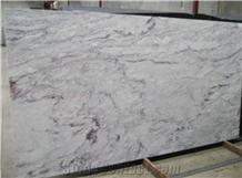 Thunder White Granite Slabs & Tiles