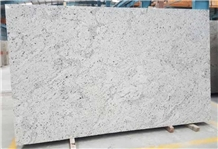 White Galaxy Granite Slabs & Tile