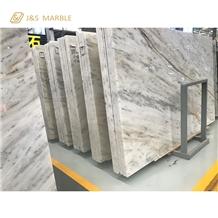 Beautiful Modern Lafite White Jade Marble