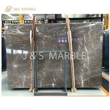Eurasian Brown Marble for Interior Exterior Project