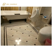 Eurasian Brown Marble Stone for Wall Tilles