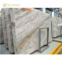 High Quality Lafite White Jade Marble