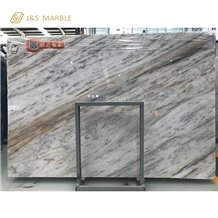 Professional Processing Lafite White Jade Marble