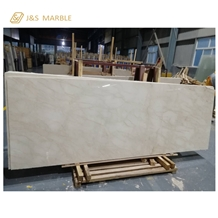 Top Quality Beautiful New Sunny Beige Marble