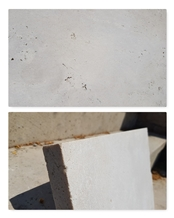 Travertine Tile: Raw, Cross-Cut, Cut-Calibrated