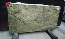 Dangdong Green Black Marble Slab Tile Floor Wall