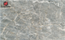 Grey Ice Crystal Marble for Interior Decoration