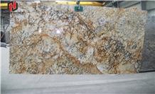 New Polished Zeus Gold Granite Good Price