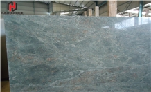 Polished Natural Stone Teal Green China Quarry