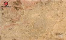 Sahara Gold Marble Tiles-High Polished