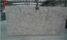 White Rose Granite Own Quarry Gangsaw Big Slab