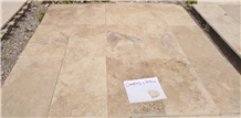 Country Classic Travertine Tiles & Slabs