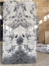 Ice Flower Marble Slabs, Tiles