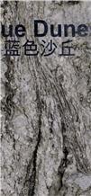 Blue Dunes Granite Slabs, Tiles