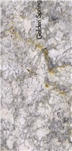 Golden Spring Granite Slabs, Tiles