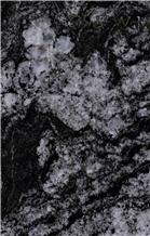 India Silver Waves Granite Slabs, Tiles