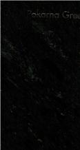 Pokarna Green Granite Slabs, Tiles