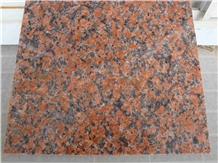 G562 Maple Red Granite Tiles,Charme Red