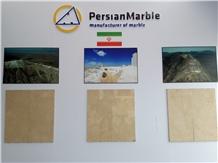 Crema Persia Rose Marble Tiles