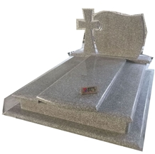 China Granite G664 Tombstone Headstones
