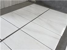 New Ariston White Marble Tiles Slab