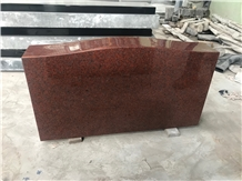 New Imperial Red Granite Headstone and Tombstone