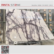 New York Marble Pearl Lilac Mugla White Milas