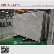 Silver Super Quartzite Armani Allure Grey