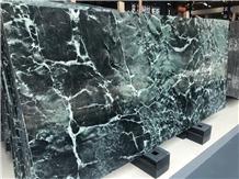 Verde Alpi Scuro Green Marble Slabs&Tiles