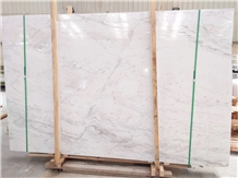 Volakas Venus Marble Polished Slabs for Wall Floor