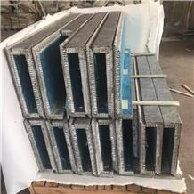 Aquamarine Granite Thin Stone Panels