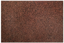 Dimpy Red 3rd Granite Tiles,Slab