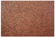 Dimpy Red Granite 1st