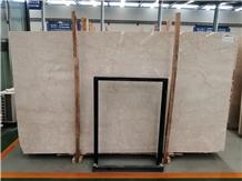 Italian Botticino Classico Beige Marble Slabs Tile