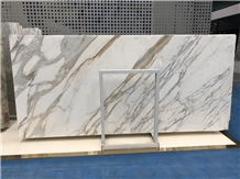 Italy Calacatta Gold Marble Slabs Stone