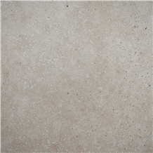 Gazanbar Polished Cross Cut Semi White Travertine