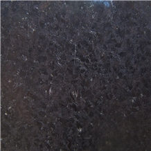 Tuyserkan Polished Black Granite